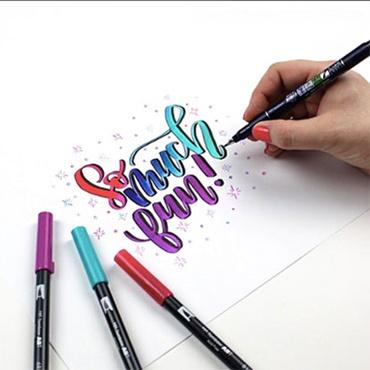 Advanced Brush Lettering