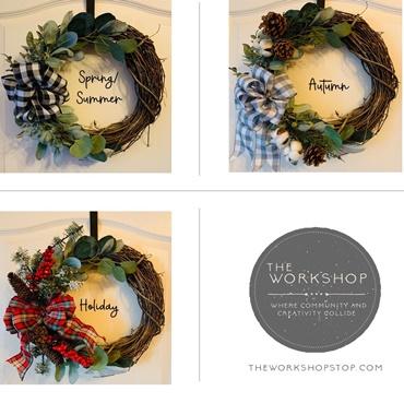 Year Round Wreath