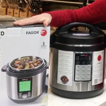 """Instant"" Meals from Your ""Instant"" Cooker"