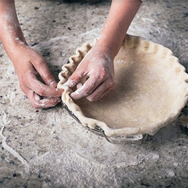 5 Steps to Flaky Pie Crust