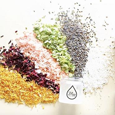 Make your own Custom Bath Salts
