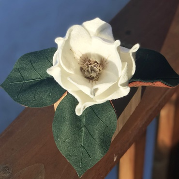 "Nothing says ""The South"" quite like a Magnolia"