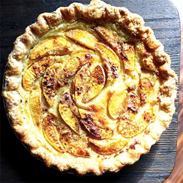 Pie for the Masses: Peach Pie Two Ways