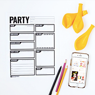 How To Keep Your Sanity While Planning A Party