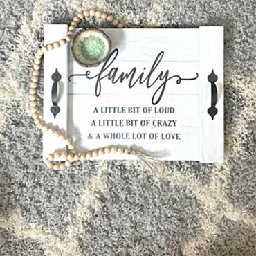 Family Tray