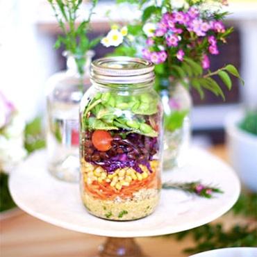 Mason Jar Nutrition: Quick, Healthy Meals in Mason Jars
