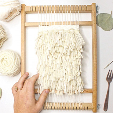 Intro to Tapestry Weaving