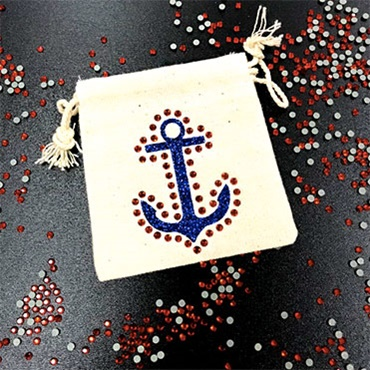 Creating Multi-Decoration Projects with Rhinestones, Vinyl, & Foil